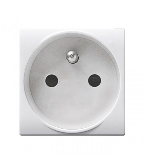 ST. SOCKET FRENCH 2P+T 16A DOMUS 2M