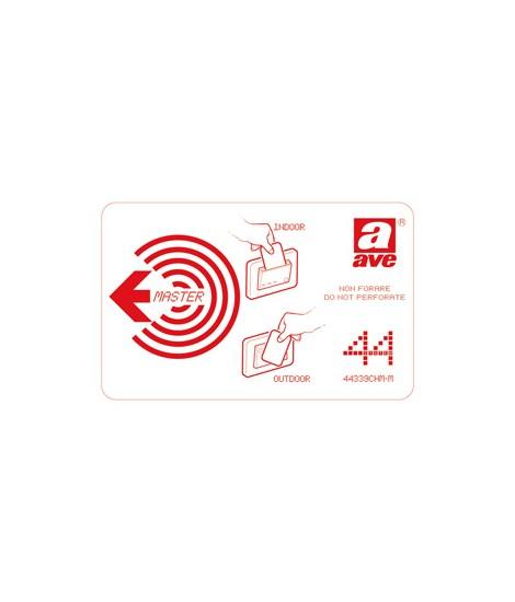 CARD MIFARE DI TIPO MASTER