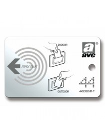S44 MASTER TYPE TRANSPONDER CARD