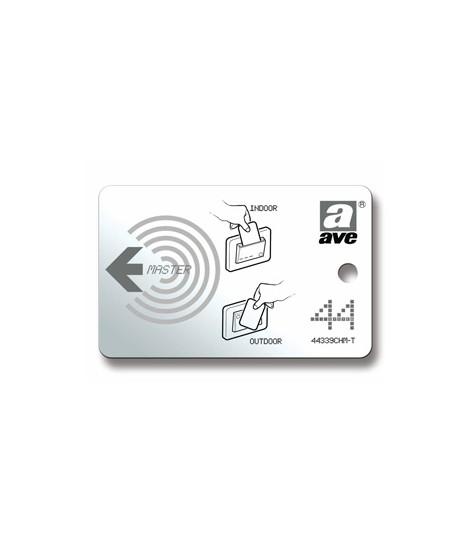 S44 MASTER TYPE TRANSPONDER CARD