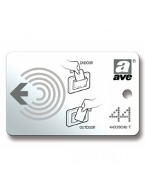 S44 USER TYPE TRANSPONDER CARD