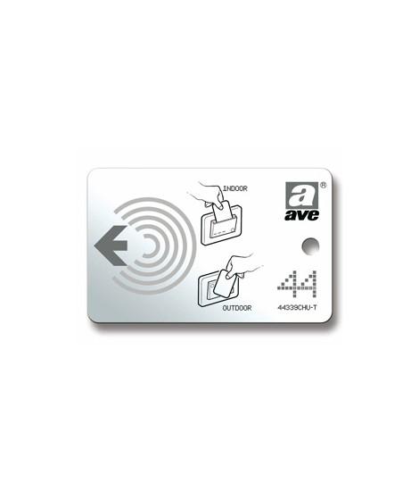 CARD TRANSPONDER TIPO UTENTE S44