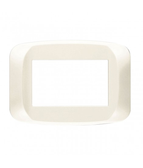 PLACCA BANQ. TECNOP.3M. WHITE CREAM