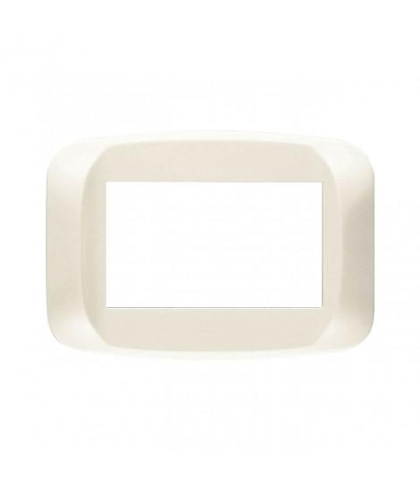 PLACCA BANQ. TECNOP.4M. WHITE CREAM