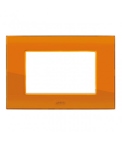 SPRING45 BRIGHT AMBER 3M PLATE
