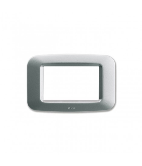 PLACCA YES TECNOP. ARGENTO OPACO 3M
