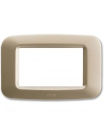PLACCA YES TECNOP.3M. CHAMPAGNE