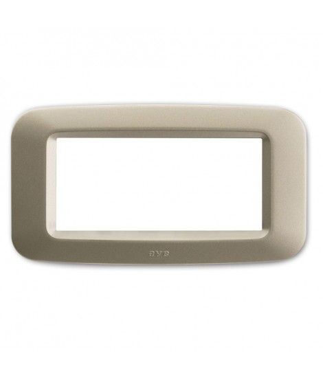 PLACCA YES TECNOP.4M. CHAMPAGNE