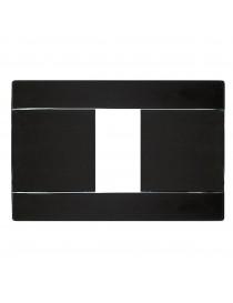 45P01NL-PLATE RAL45 1 MODNERO SHINY