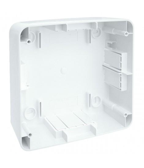 WALL BOX RAL9016 10(5+5)M
