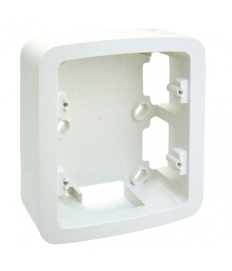 WALL BOX RAL9016 6(3+3)M