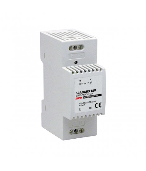POWER SUPPLY 12-14Vcc 2A 2M DIN