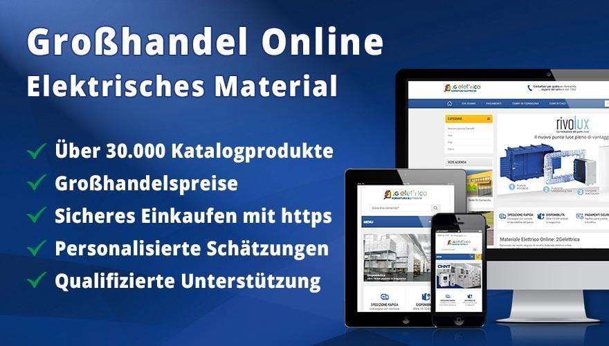 Großhandel Online Elektrisches Material