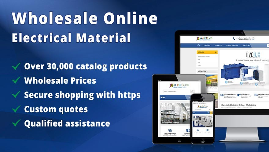Wholesale Online Electrical Material